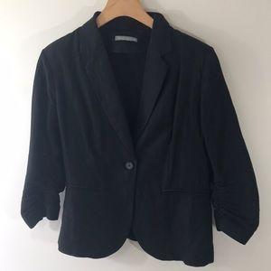 Linen rayon jacket